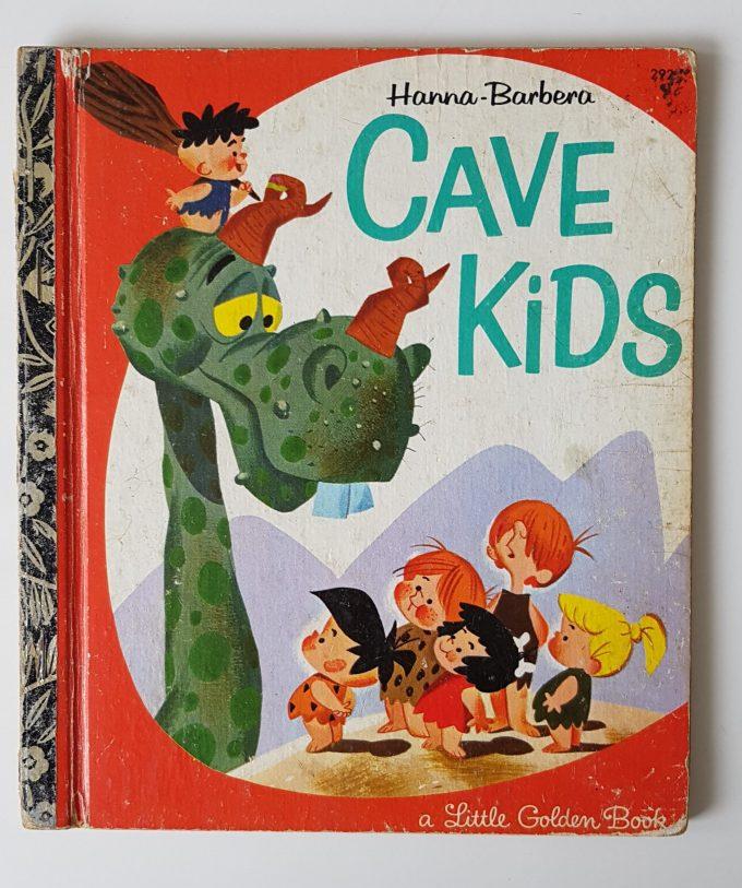 Little Golden Books: Cave Kids 1