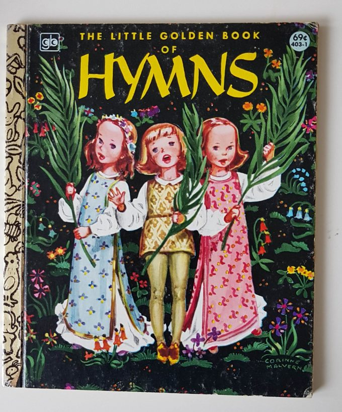 Little Golden Books: Hymns. 1