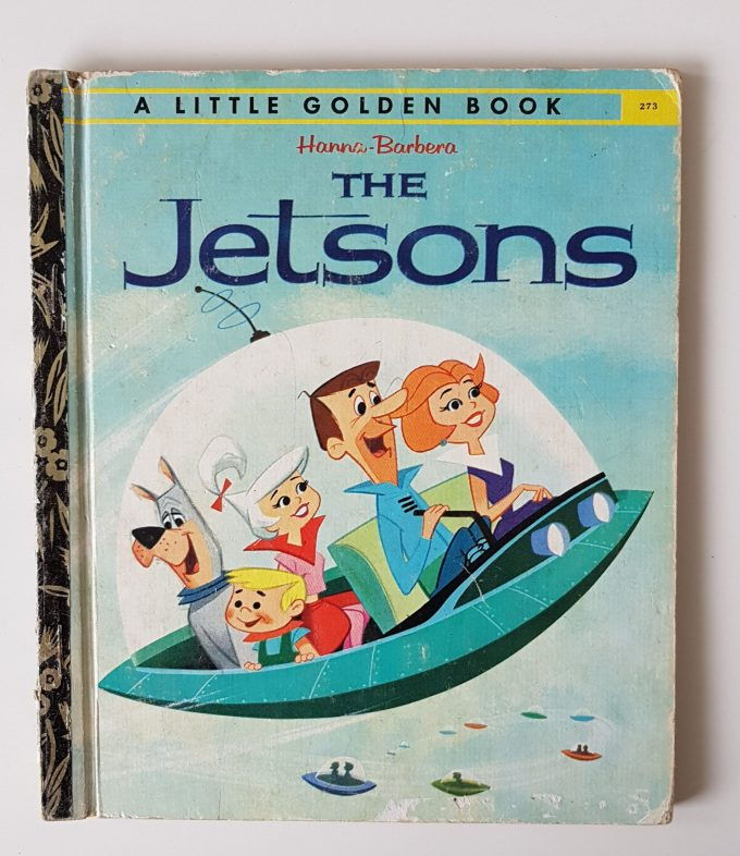 Little Golden Books: The Jelsons. 1