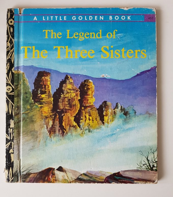 Little Golden Books: The Legend of The Three Sisters 1
