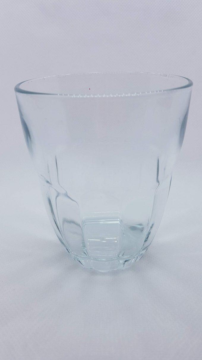 Bormiolo Rocco Tempered Italy. Waterglas transparant. Per stuk 2