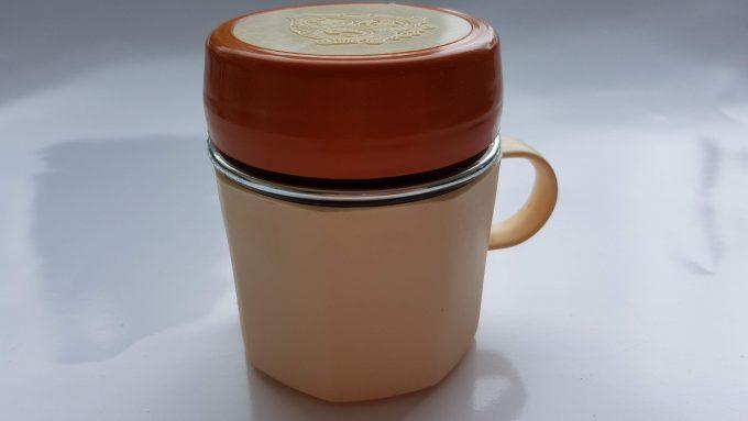 Cusano Milanino Italia. Prodotto da Officine Standard s.p.a. Vacuum Mug. Vintage Mini Thermoskan. 1