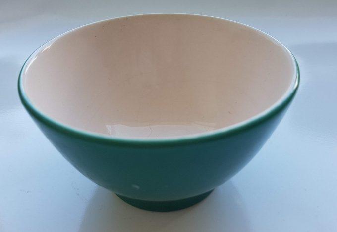 P Italy, Pagnossin.  Schaaltjes  /bowls 4 kleuren. Per set van 4 4