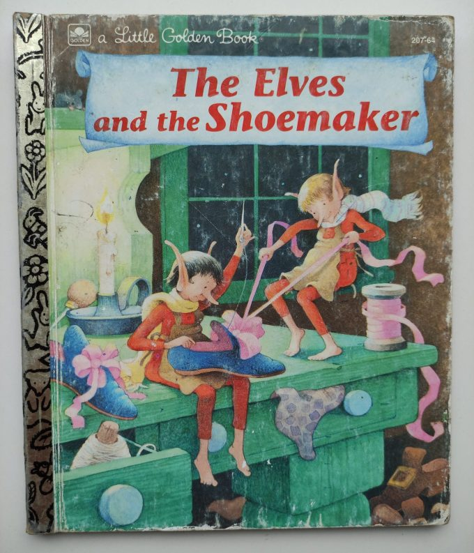 Little Golden Books: The Elves and the Shoemaker. 1