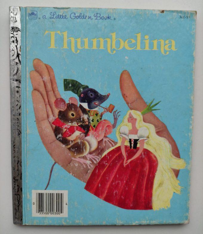 Little Golden Books: Thumbelina. 1
