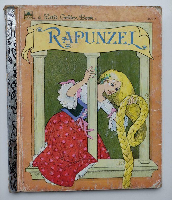 Little Golden Books: Rapunzel. 1