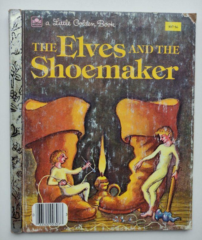 Little Golden Books: The Elves and the Shoemaker. 1