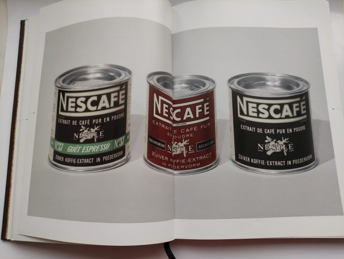75 Years Nescafé. Over a Cup of Coffee. The passion , the stories, the brand. Boek 2
