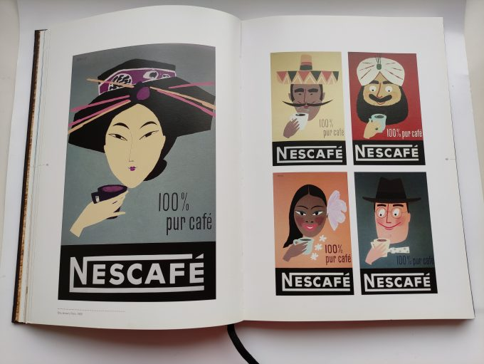 75 Years Nescafé. Over a Cup of Coffee. The passion , the stories, the brand. Boek 3