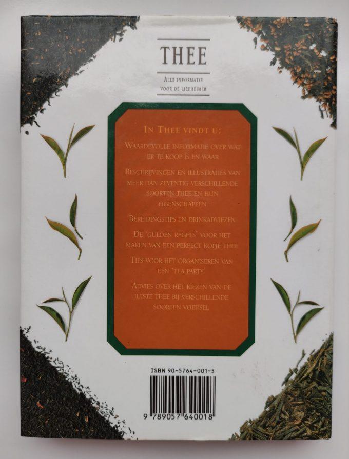 Jane Pettigrew. Thee, Alle Informatie voor de liefhebber. (Boek) 2
