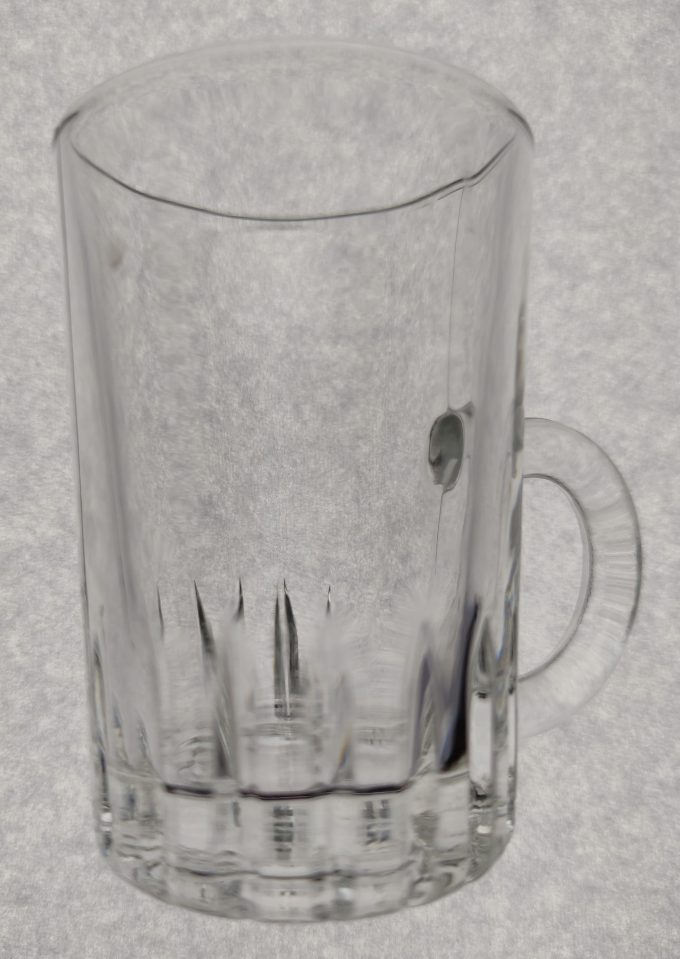 Made in Italy. Ristretto glaasjes met handvat .Per stuk. 1